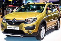 Объявлены цены нового Renault Sandero Stepway