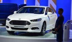 Ford запустил в испанской Валенсии производство гибридной версии Mondeo