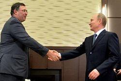 Путин считает, что мировой рынок нефти достигнет баланса в первой половине 2015 года