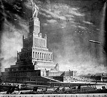 В интернете появится непостроенный сталинский Дворец Советов