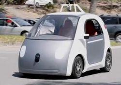 Google планирует в 2020 году начать серийное производство беспилотных машин