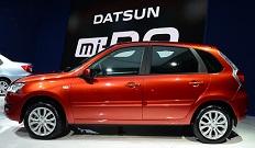 В течение двух недель на авторынок России поступит в продажу Datsun mi-DO