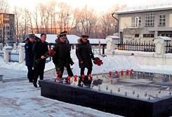 Сергей Шойгу посетил Иркутск с рабочим визитом