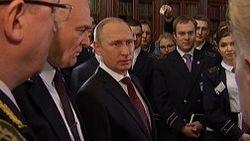 Путин предложил российским вузам продумать систему поддержки студентов Донбасса