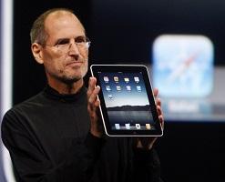 Планшет Apple iPad отмечает 5-летие