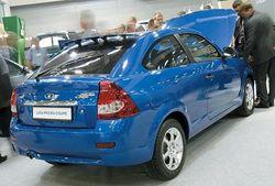 Lada Priora Coupe будет собираться только по спецзаказам