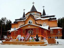 К 2020 году в Великом Устюге появится Дворец Деда Мороза