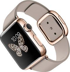 В РФ стоимость Apple Watch в золотом корпусе достигает 1,75 млн руб