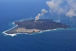 У берегов Северной Японии образуется новый остров