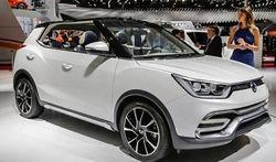 Компания SsangYong привезет на авторынок России ряд новых моделей