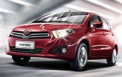 В России стартовали продажи новой модели H230 компании Brilliance
