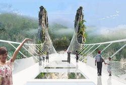 В Китае в 2015 году откроется самый длинный стеклянный мост в мире