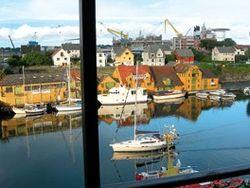 В Норвегии к концу 2015 года появится деревянный квартал