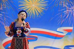В Уфе при праздновании Дня города перепутали цвета флага России