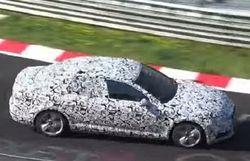 Новейший прототип современной Audi А4 засветился на тестах