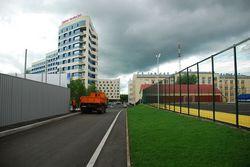 В Уфе отремонтирована улица Тубинская