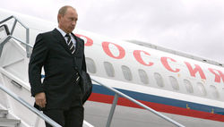 Стало известно время прилета в Уфу Владимира Путина