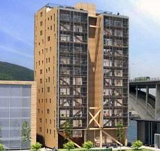 В Норвегии появится самый высокий деревянный жилой дом в мире