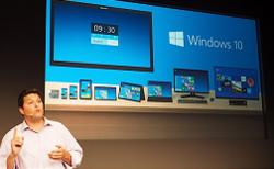 Корпорация Microsoft назвала минимальные требования для новой ОС Windows 10