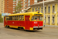 В Уфе будет открыта новая трамвайная линия
