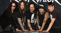 Коллектив Korn готовит новую студийную пластинку