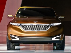 В сентябре компания Kia намерена представить новую машину Sportage