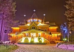 В Великом Устюге для Деда Мороза возведут новый дворец