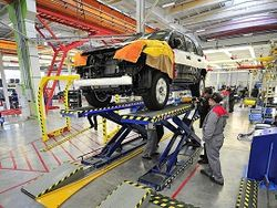 На территории РФ прекращена сборка Toyota Land Cruiser Prado