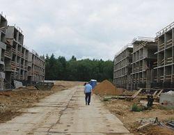 В Московской области около 20% строек ведется со срывом сроков