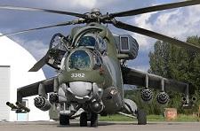 Россия продала Пакистану четыре вертолета Ми-35М