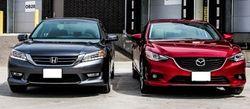 На территории России подорожали автомобили компаний Mazda и Honda