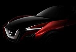Компания Nissan продемонстрировала тизер нового кроссовера