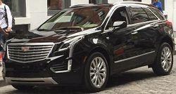В ноябре состоится презентация кроссовера Cadillac XT5