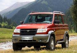 С начала года компания УАЗ увеличила продажи на 7%