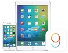 Официально вышла финальная Apple iOS 9