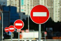 В Уфе в связи с проведением марафона перекрыли центр города