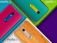 В октябре на рынке РФ в продаже появятся смартфоны Motorola