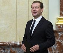 Медведев среди других политиков признан самым популярным фотоблогером в РФ
