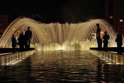Из-за холодов в Уфе раньше срока отключили все городские фонтаны
