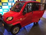 Индийская компания Bajaj разработала самую дешевую машину в мире