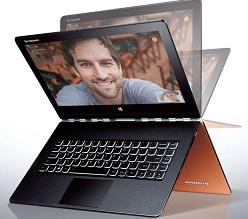 Компания Lenovo представила трансформируемый ноутбук Yoga 900