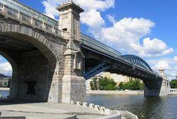В Москве появится еще один мост через Москву-реку