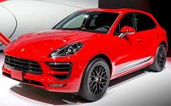 Вышла GTS-версия кроссовера Porsche Macan