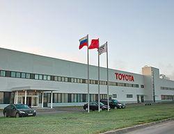 Автопроизводитель Toyota увеличит вдвое производство авто на заводе в Петербурге