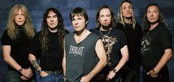 В Москве 25 июня выступит британская хэви-металл группа Iron Maiden