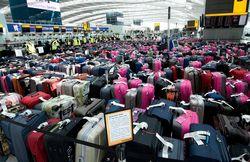 Уфимский аэропорт передал пассажирам рейсов из Египта более 1000 единиц багажа
