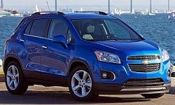 Компактный кроссовер Chevrolet Tracker покинул авторынок России