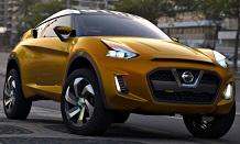 Компания Nissan планирует укомплектовать Juke электромотором с повышенным запасом хода
