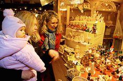 """В Уфе сегодня открывается """"Рождественская выставка"""""""