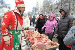 В Уфе состоялся Первый мясной фестиваль